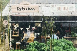 Tiệm bánh Totto-chan Đà Lạt - Yêu sao những ngày còn thơ