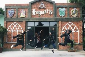 Ghé thăm trường Hogwarts và Harry Potter tại Đà Lạt
