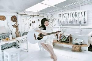 Misty Forest Coffee - ngôi nhà tuyết trắng tại Đà Lạt