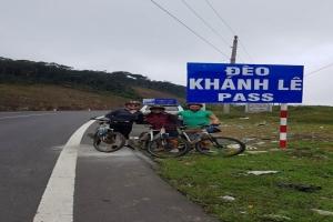 cycling to Nha Trang