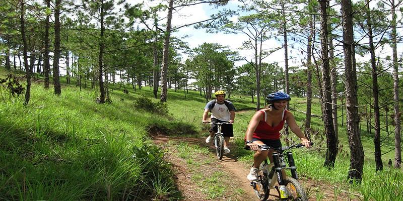 Northern biking challenge tour