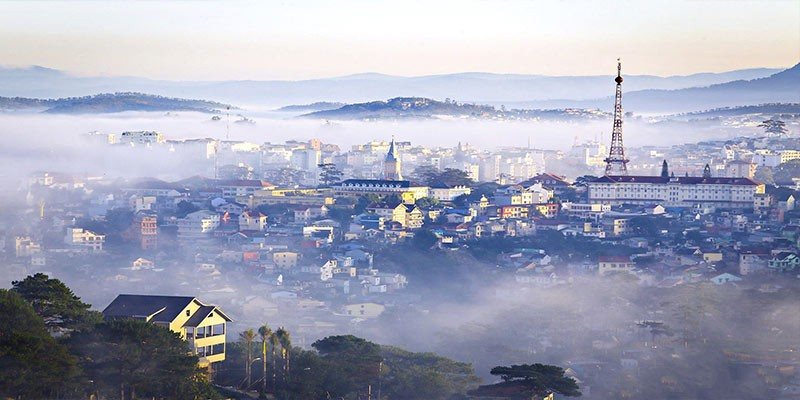 Trek to paradise Da Lat - Go to feel the soul of Da Lat.